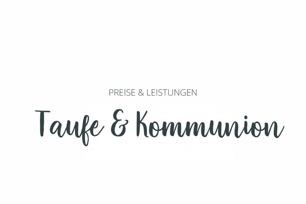 Preise-und-leistungen- Taufe und Kommunion aschaffenburg