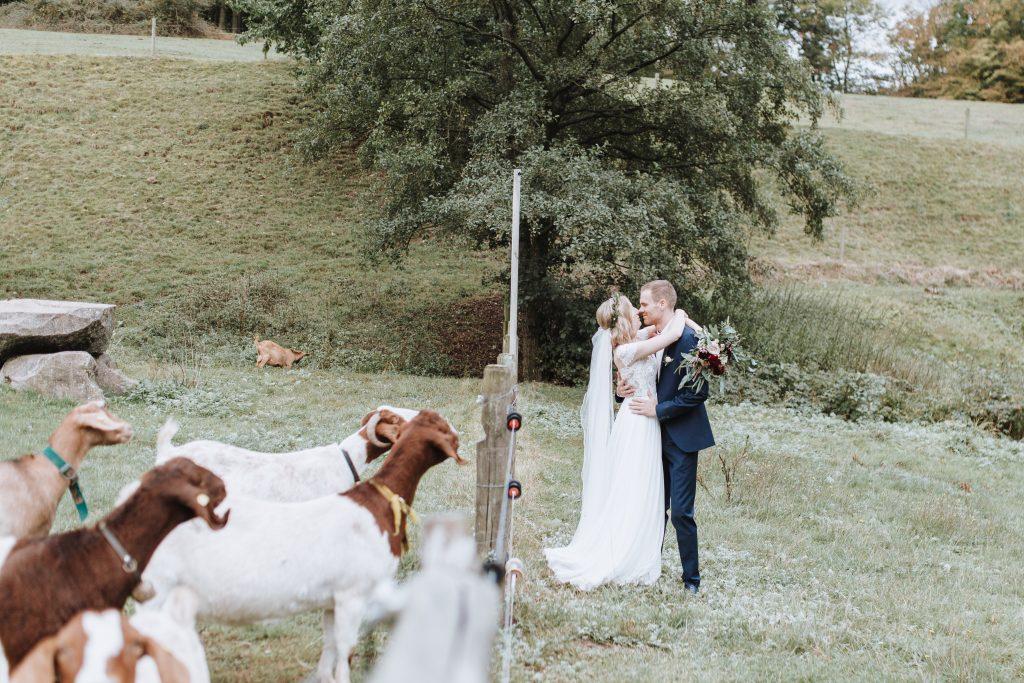 Pia & Peter Hochzeitsreportage