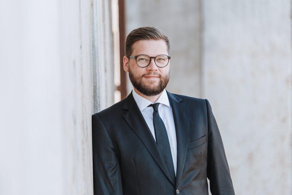 Bewerbungsbild Business Portrait Aschaffenburg