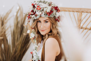BOHO BEAUTY PORTRAIT