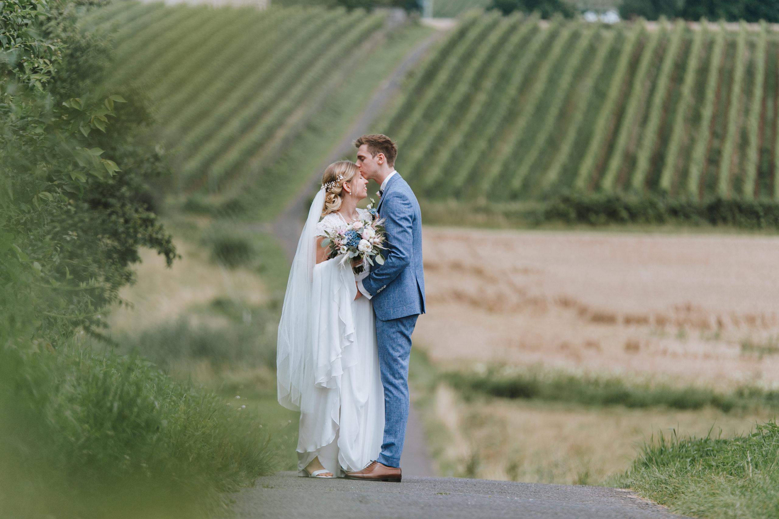 Hochzeitsbilder in Alzenau Wasserlos am Weinberg
