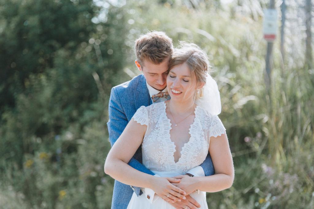 Paarshooting in den Weinbergen Alzenau - Kirchliche Hochzeit in Wasserlos