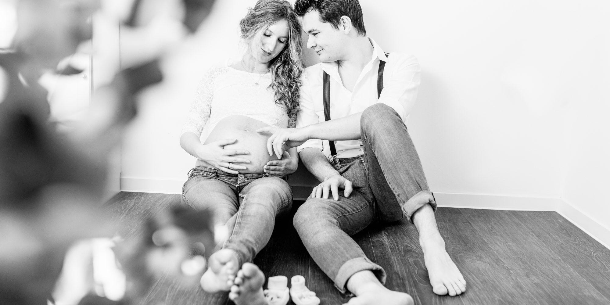 Babybauchbilder und Schwangerschaftsfotos in Aschaffenbrug