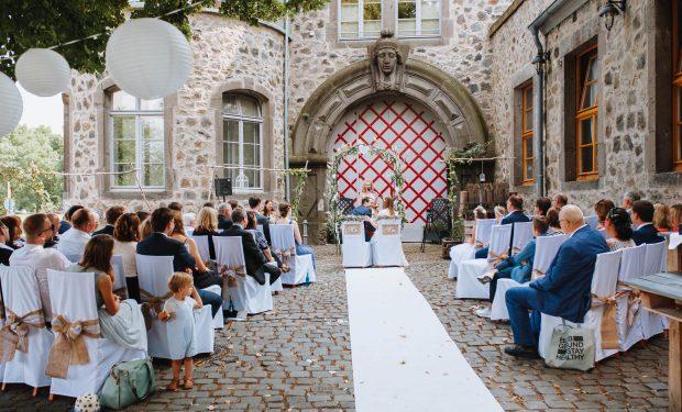 Druckhaus Hanau Hochzeitslocation Freie Trauung